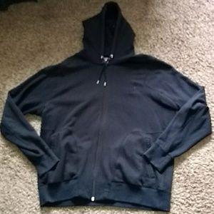 Faded Black Jordan Hoodie & free kids J's hoodie